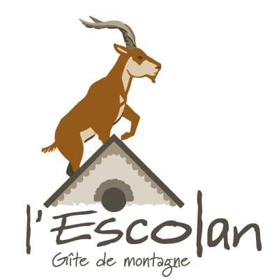 Logo du Gîte de l'Escolan - Ariège